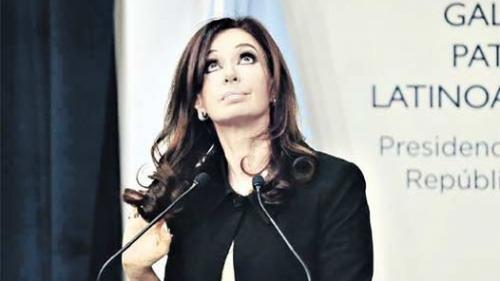 Cristina, gobernar dando lastima