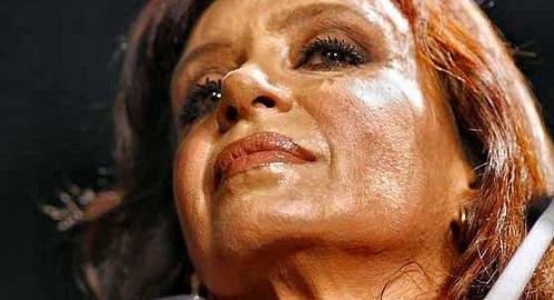 Cristina Fernandez encerrada en un psiquiátrico
