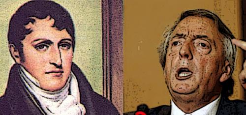 Diez razones por las cuales Kirchner no se parece a Belgrano
