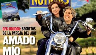 Resultado de imagen para boudou en moto