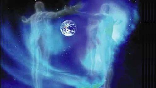 espiritu, materia y fluidos