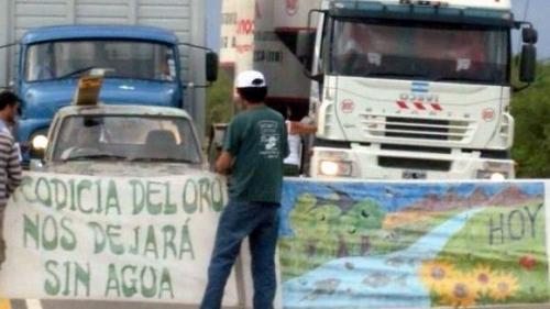 Estrenan la Ley antiterrorista contra asambleístas de Catamarca