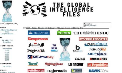 """Wikileaks contraataca y difunde emails de """"la CIA priva"""