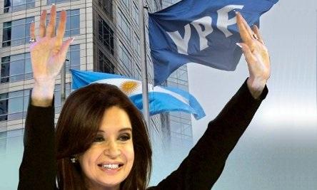Resultado de imagen para expropiación de YPF