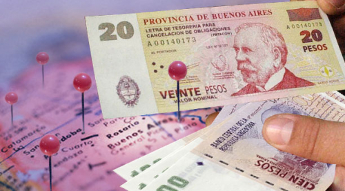 Argentina 2012: volvió el corralito