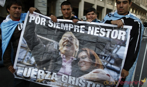 Una Argentina sin los Kirchner