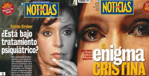 Cristina está loca: Blogueros K lo desmienten