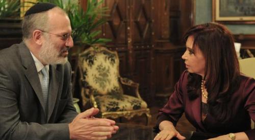"""Eduardo Elsztain, el escandaloso pasado del """"nuevo"""" empresario cristinista"""