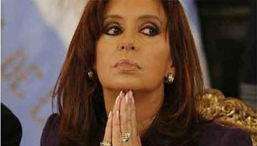 CFK la abogada que nunca fue