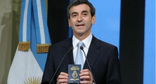 ¿Anularían los pasaportes de los argentinos?