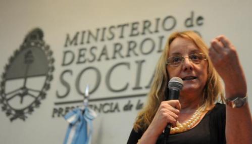 Alicia Kirchner: una kolina de corrupción