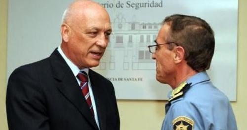 """El escandaloso """"fiasco"""" del narco comisario de San"""