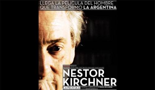 """Néstor Kirchner, la película: """"Es complicado disfrazarlo"""