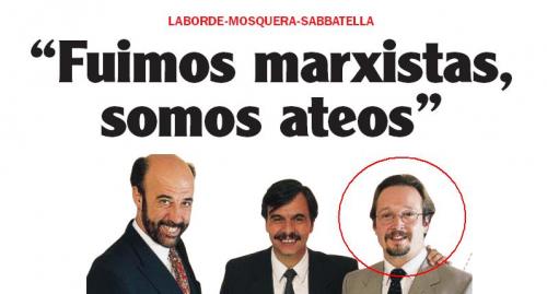 Cuando Sabbatella se definía como marxista y militaba en la
