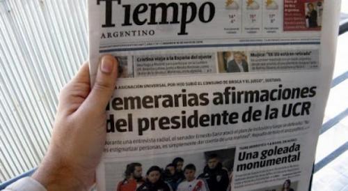 Por qué no salió Tiempo Argentino