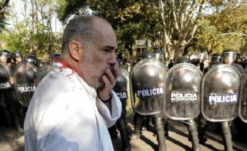 Represión en el Borda: coletazos del pacto PRO-K