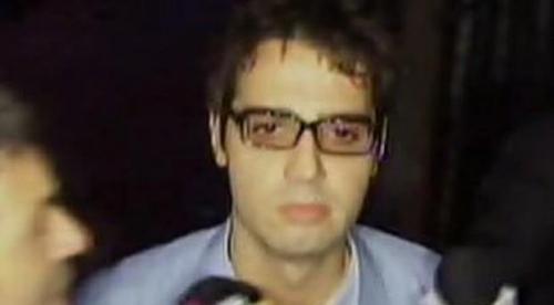 Pablo García: tomó, mató y… grabó