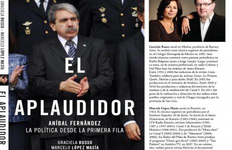 Exclusivo: Aníbal Fernández desnudado en un libro de investigación