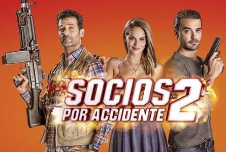 Socios Por Accidente 2 (2015) Screener Matías está en el mejor momento de su vida: su hija Rocío lo admira, su nueva novia Jessi es increíblemente hermosa, y e