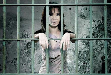 La procesada y embargada cada vez mas cerca de prisión.