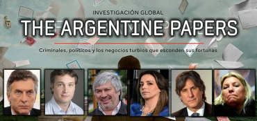 The Argentine Papers: otra de Piratas