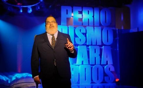 """Los increíbles """"pifies"""" de Jorge Lanata"""