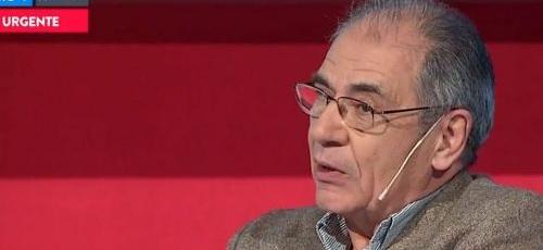 """El ex vice de Néstor en Santa Cruz estuvo en """"A Dos Voces"""""""